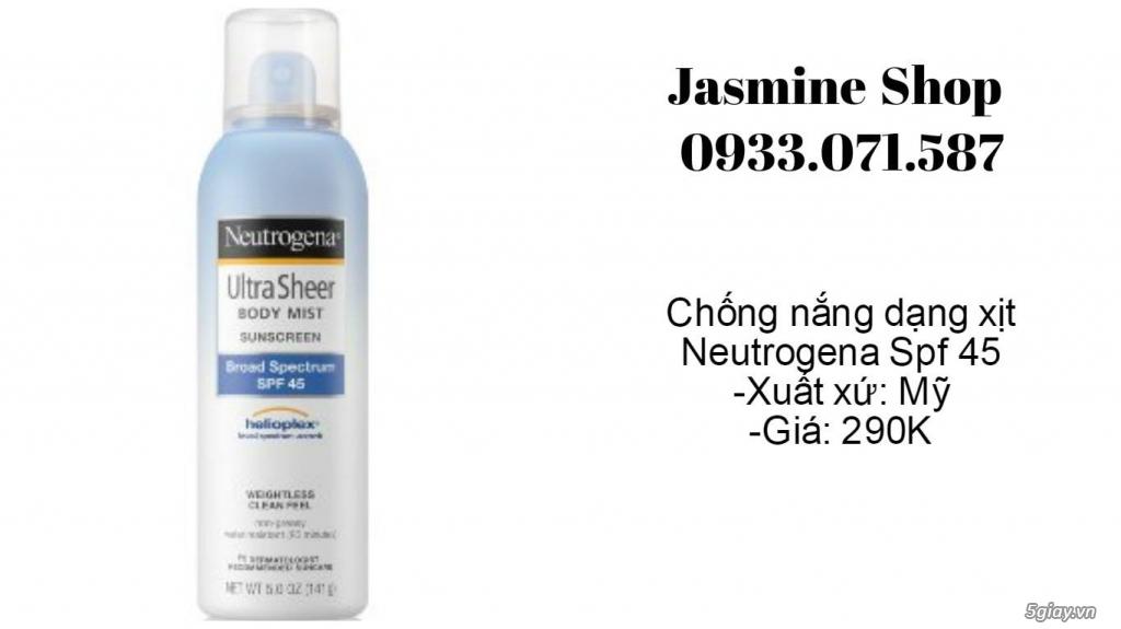JasmineShop – Mỹ Phẩm xách tay USA - 3