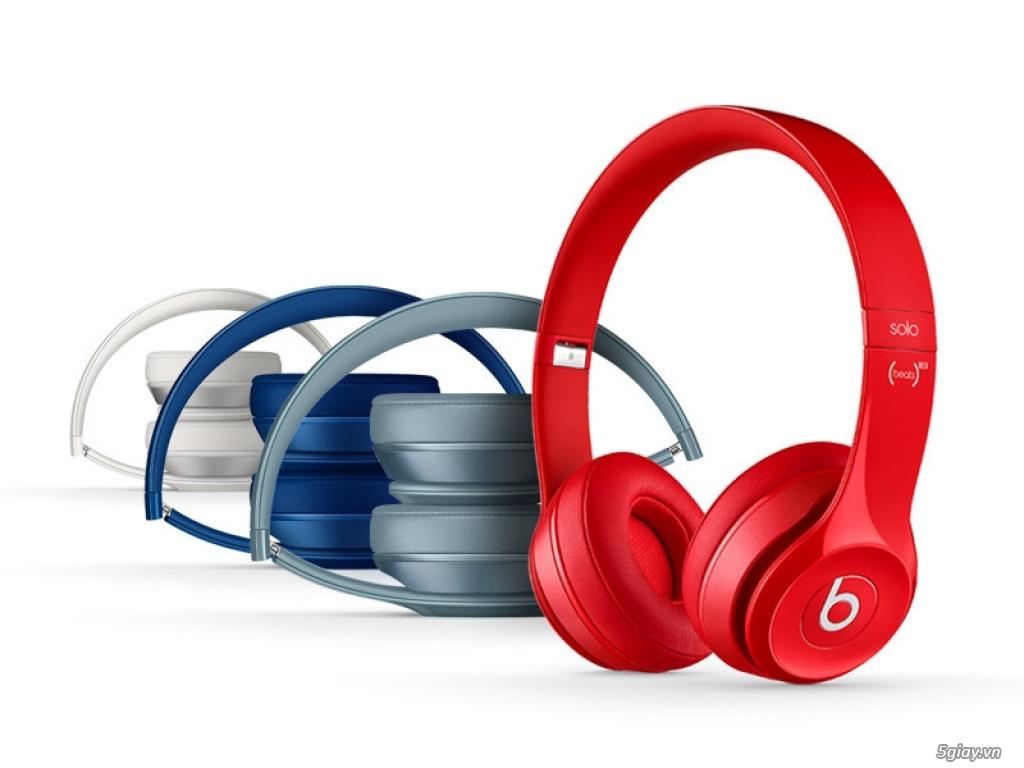 Tai nghe Beats Solo 2 2014 by Dr.Dre chính hãng nhập từ Mỹ