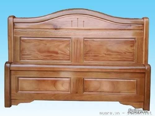 Giường  tủ salon gỗ tự nhiên bền đẹp giá siêu rẻ - 7