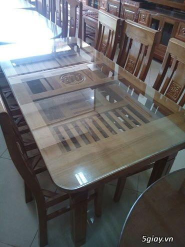 Giường  tủ salon gỗ tự nhiên bền đẹp giá siêu rẻ - 12