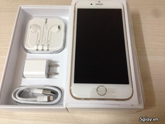 IPHONE 6 PLUS 64G Gold Lock Tmobi và 6S PLUS 16G Gold Qtế cần bán.. - 1