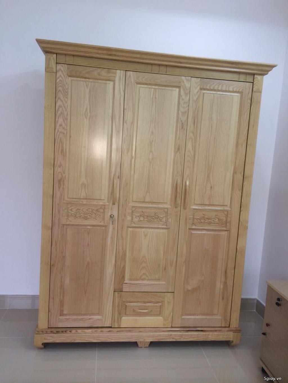 Giường  tủ salon gỗ tự nhiên bền đẹp giá siêu rẻ - 8