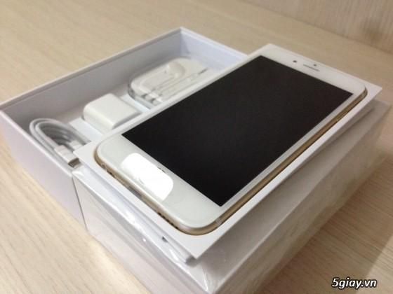 IPHONE 6 PLUS 64G Gold Lock Tmobi và 6S PLUS 16G Gold Qtế cần bán.. - 2