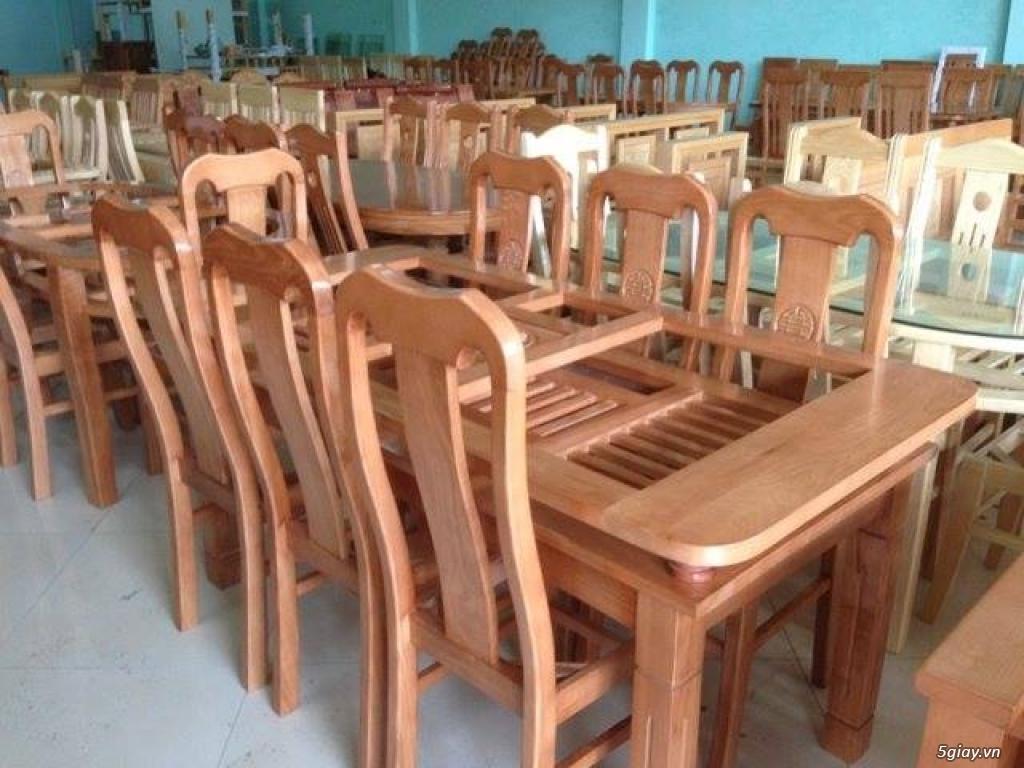 Giường  tủ salon gỗ tự nhiên bền đẹp giá siêu rẻ - 11