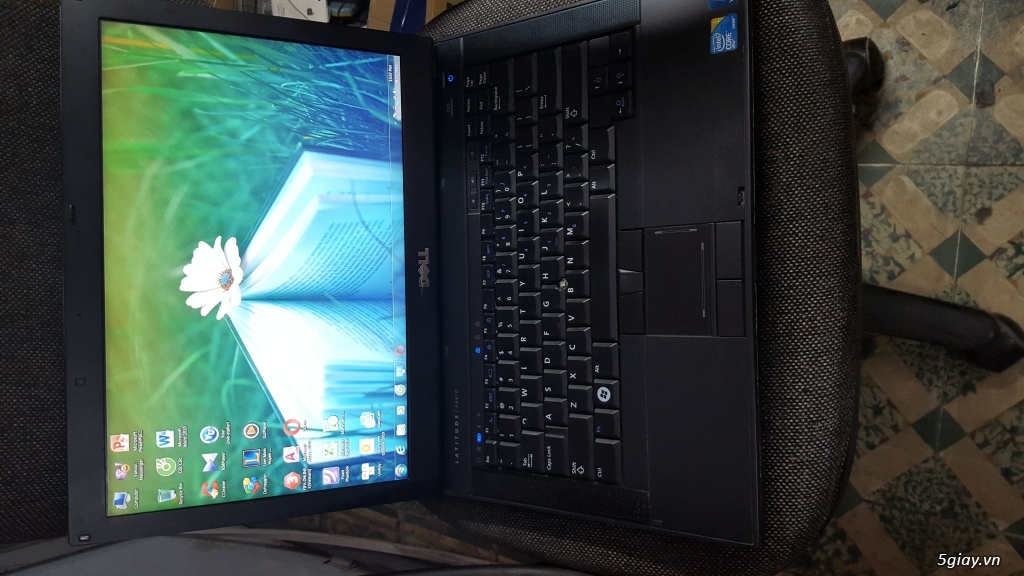 Dell 6410 core i5 ram 4g hdd250g rẻ bèo.