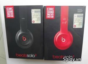 Tai phone beats solo 2014 full box full seal chính hãng