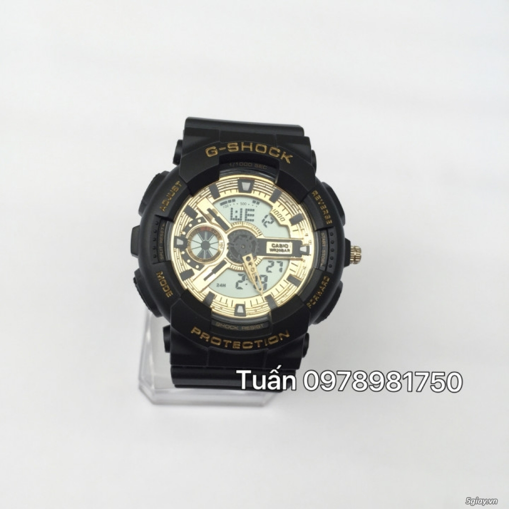 how to tell g shock fake