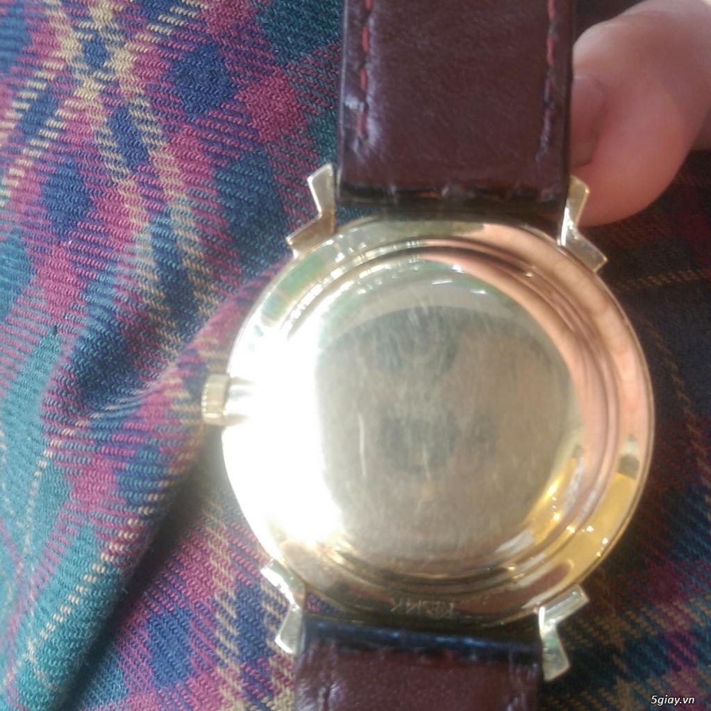 đồng hồ longines,omage,bulova đồ cổ sưu tầm chính hãng - 10