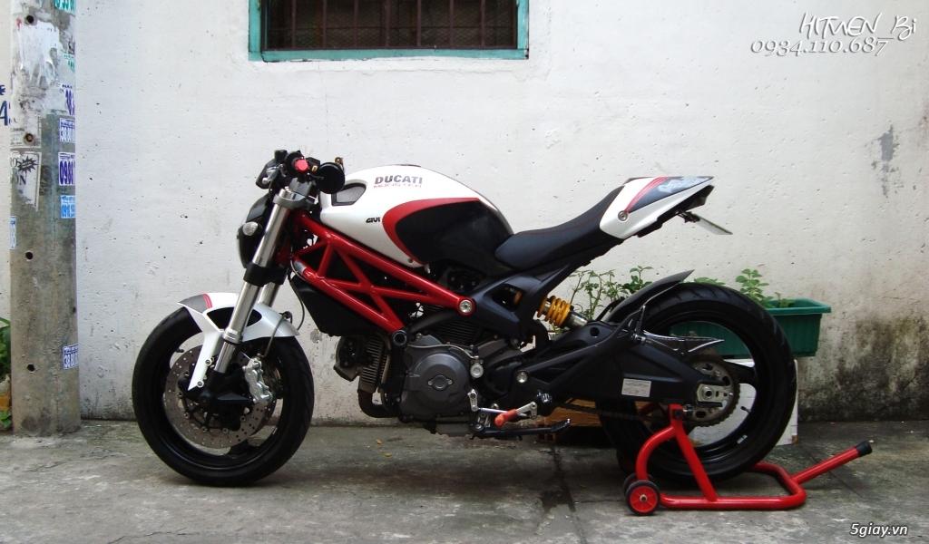 Ban Ducati  Hqcn