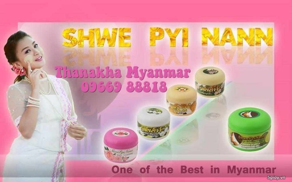 Mỹ phẩm Thanakha từ Myanmar (101 tác dụng tốt cho da) | 5giay