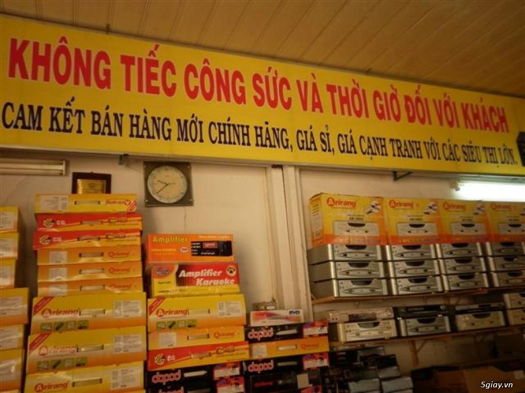 Âm thanh chuyên nghiêp.Smart K,BTE,Viet KTV,Hanet,acnos,loa boseJBL,VK,main power,ampli,ngoai,sup...