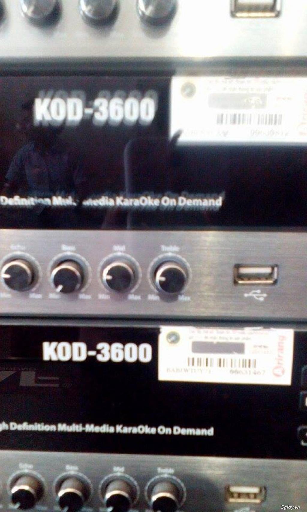 Thanh lý nhanh đầu arirang KOD3600 - 3