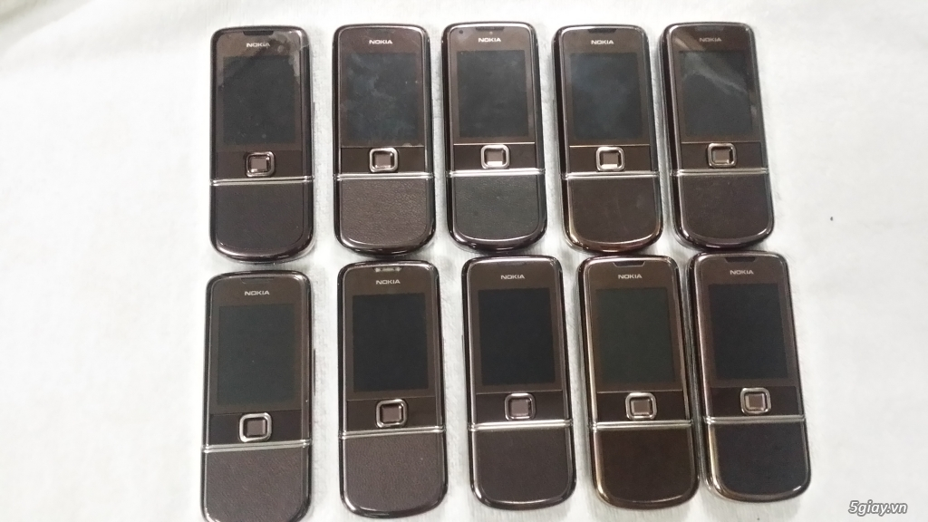 Chuyên mua bán Nokia 8800 các loại giá tốt nhất thị trường - 7