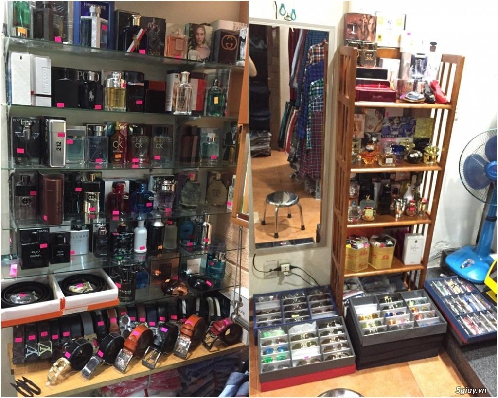 Shop285 Perfume Singapore - Hàng trăm loại nước hoa nam, nữ - tất cả đều có chai TEST - 4