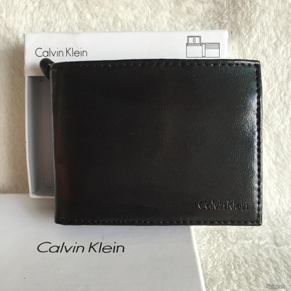 bóp ví,dây nịt da USA 100% giá tốt - 22