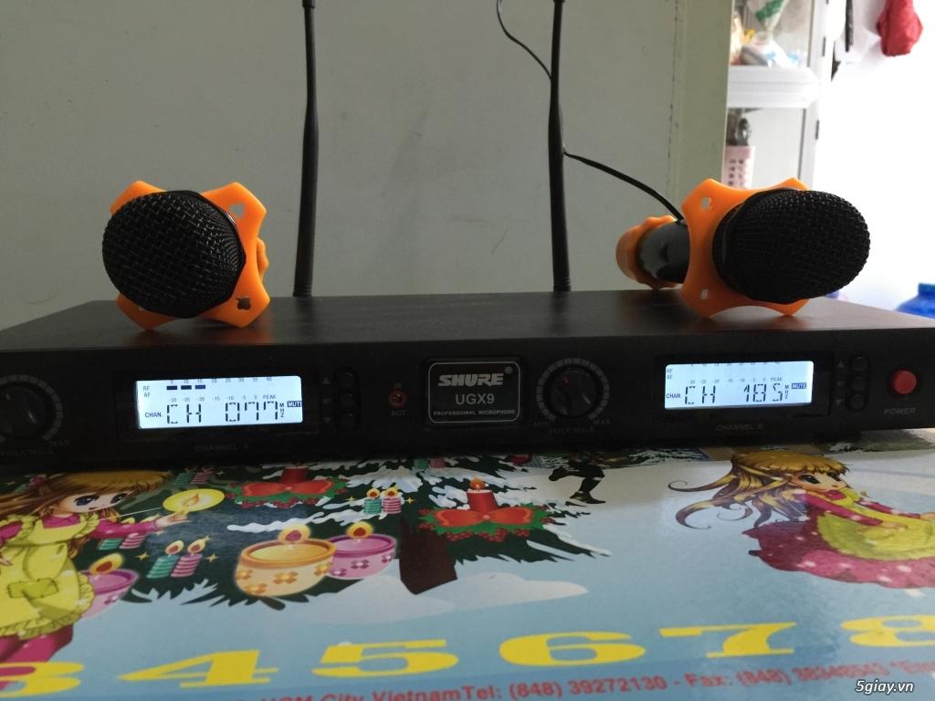 Micro Không Dây Music Wave Hàng Cty - 1