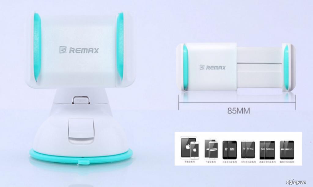 Phụ kiện điện thoại remax dành cho ô tô - 5