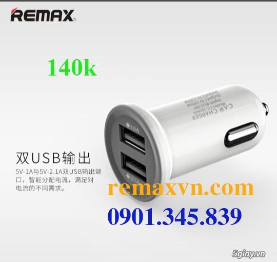 Phụ kiện điện thoại remax dành cho ô tô - 33