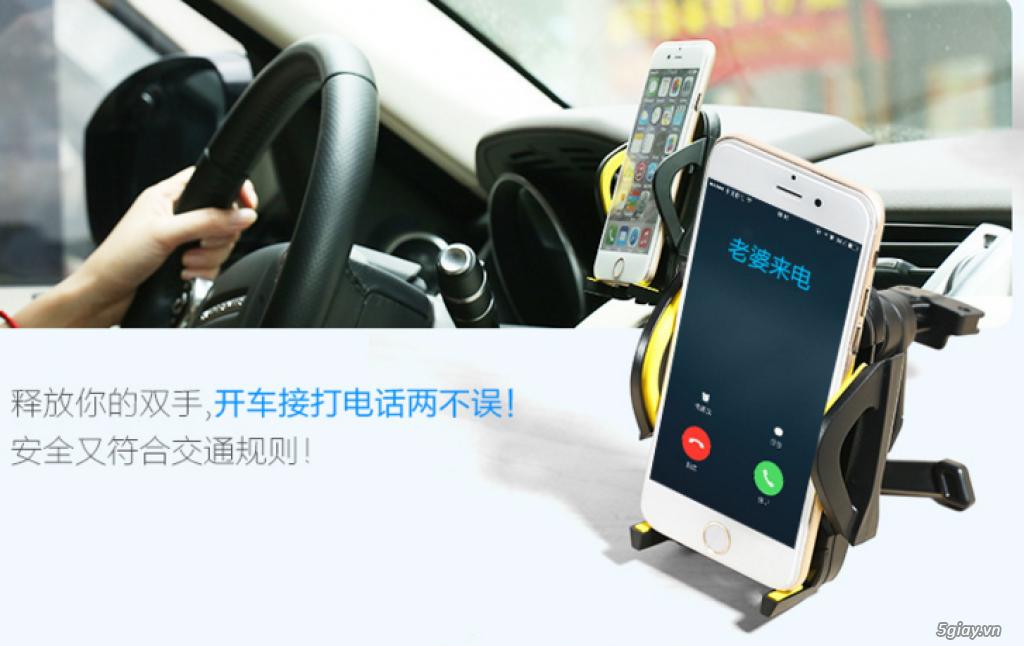 Phụ kiện điện thoại remax dành cho ô tô - 7