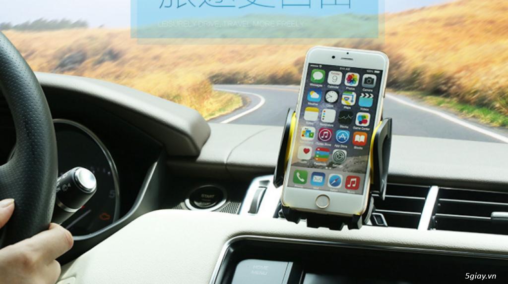 Phụ kiện điện thoại remax dành cho ô tô - 9