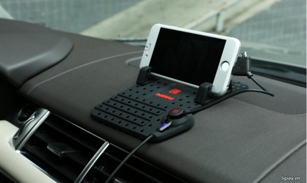 Phụ kiện điện thoại remax dành cho ô tô - 31