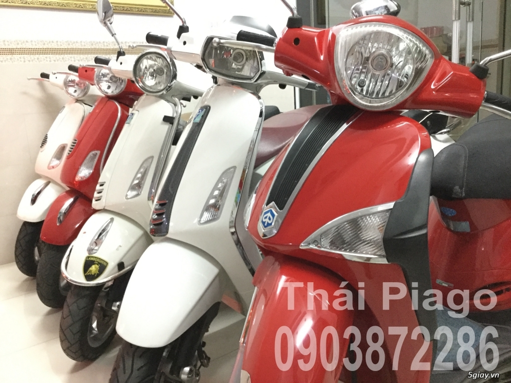 Thái&Trâm bán xe Tay Ga các loại (SH,Piaggo ..) xe bao đẹp, giá tốt. THU MUA XE SH,PIAGGO giá cao - 26