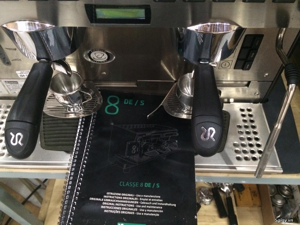 Bán máy pha , xay caffe hàng chọn lọc kỹ từ germany trước khi chuyển - 3