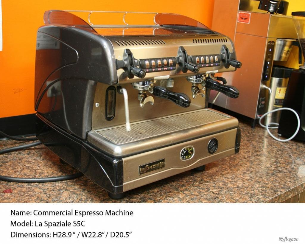 Bán máy pha , xay caffe hàng chọn lọc kỹ từ germany trước khi chuyển - 8