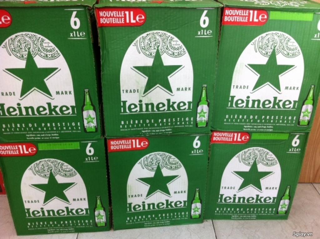 Bia Heineken thùng 20 chai uống thơm ngon giao hàng tận nơi - 098.8800337 - 58