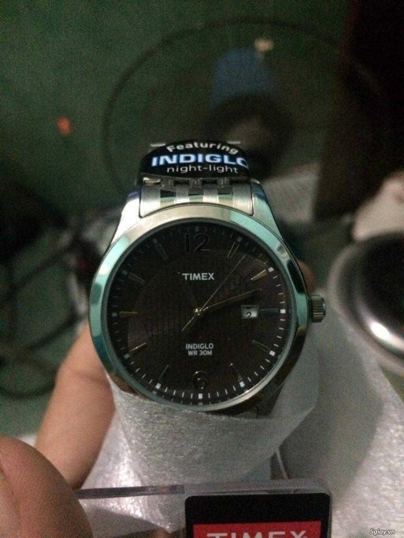 Cần bán gấp  2 em đồng hồ TIMEX xách tay bên mỹ về - 1