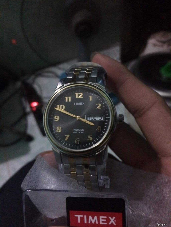 Cần bán gấp  2 em đồng hồ TIMEX xách tay bên mỹ về - 2