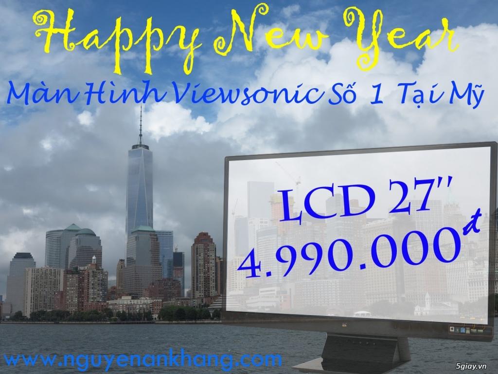 Màn hình Viewsonic 27'' Giá tốt nhất thị trường