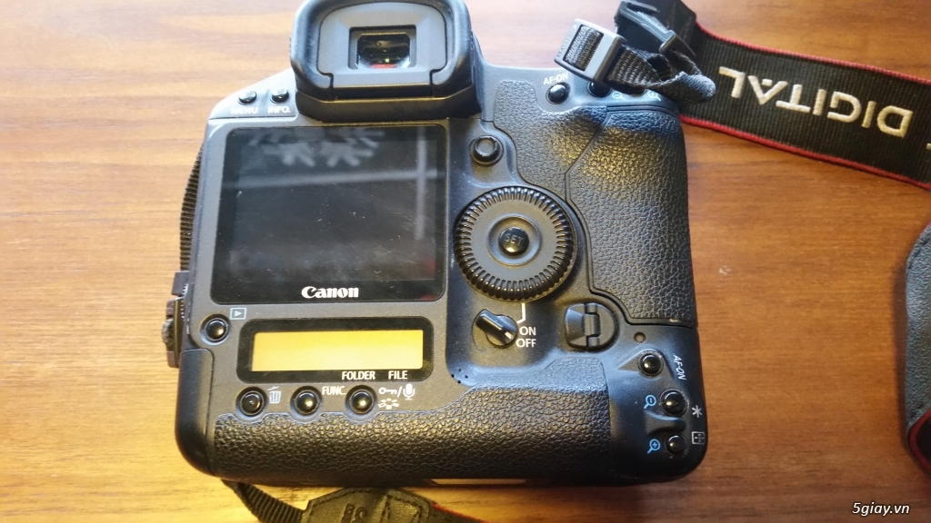 Thanh lý thiết bị 1D3 canon + 70-200 sigma + 18-35 sigma - 1