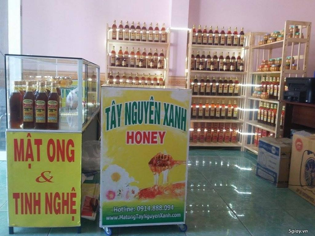 Mật ong rừng nguyên chất TÂY NGUYÊN XANH - Đón tết nhận khuyến mãi lớn - 1