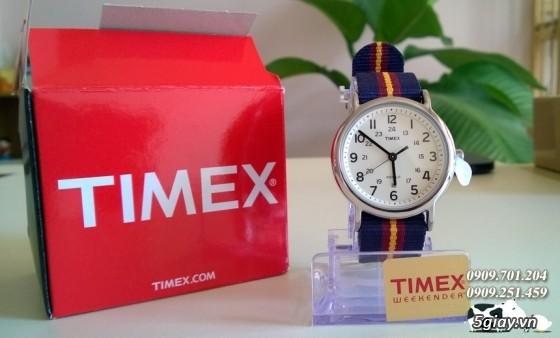 Đồng hồ Timex Expedition, Timex Scout, Timex Weekender - brand-new 100% - nguyên seal điều khiển - 13