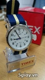 Đồng hồ Timex Expedition, Timex Scout, Timex Weekender - brand-new 100% - nguyên seal điều khiển - 7