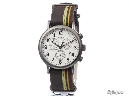 Đồng hồ Timex Expedition, Timex Scout, Timex Weekender - brand-new 100% - nguyên seal điều khiển - 6