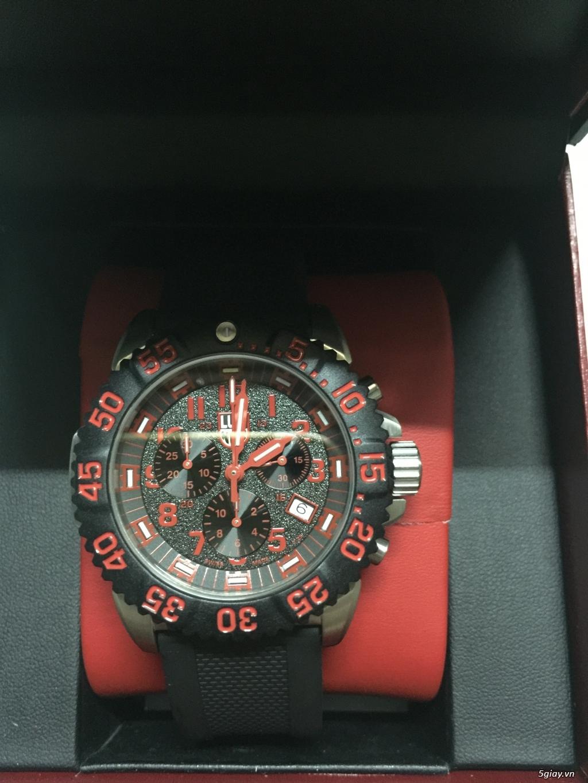 Cần bán đồng hồ Thụy Sỹ Luminox Navy Seal Colormark brand new 100%