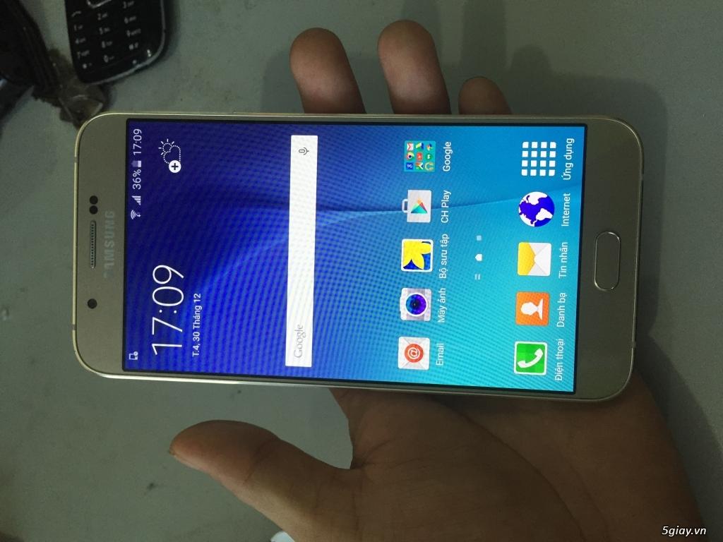 samsung Galaxy A8 mới 100% - 1