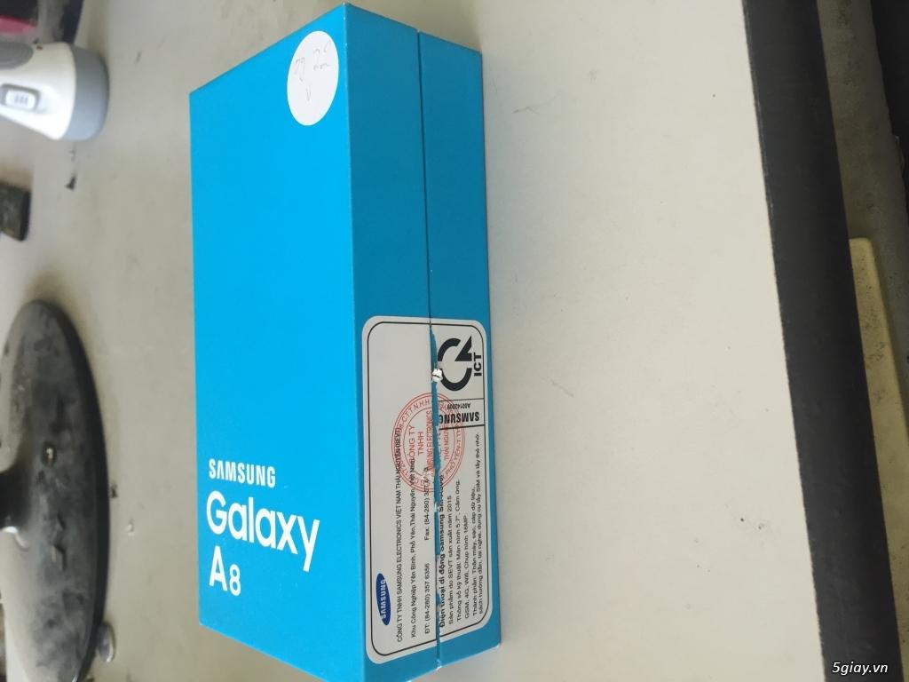 samsung Galaxy A8 mới 100% - 4