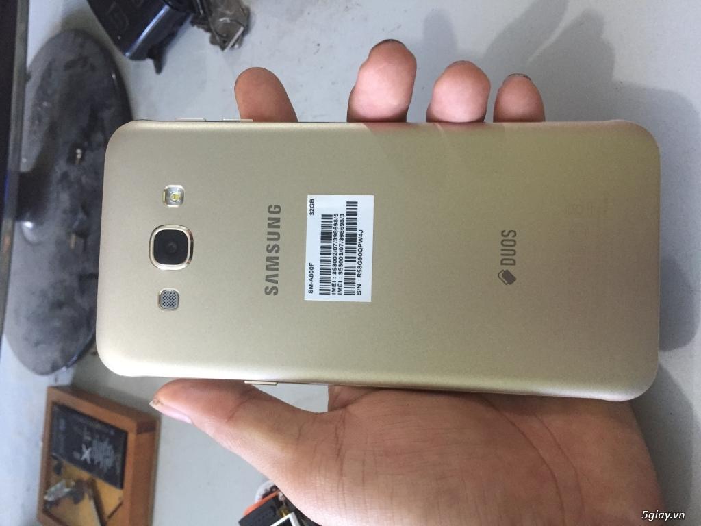 samsung Galaxy A8 mới 100% - 2