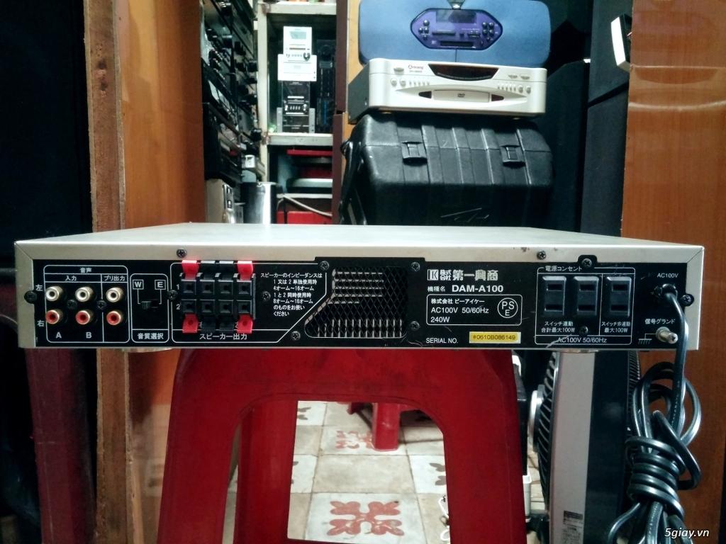 Hung Audio (Amply-Cdp-Loa-Karaoke,Hàng Bãi,Cập Nhật Liên Tục). - 37