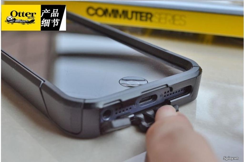 Chuyên phân phối ốp lưng OtterBox ( nồi đồng cối đá) iphone 5,5s,của Mỹ số lượng lớn.