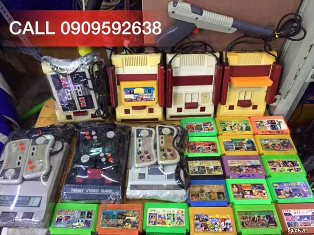 Máy Game Điện Tử Băng 4 nút Nhật , Thái, Đài Loan hàng cổ ngày xưa,có lun băng game, nes, snes, n64 - 2