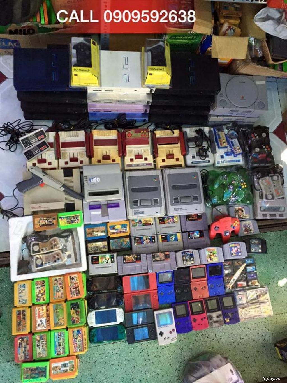 Máy Game Điện Tử Băng 4 nút Nhật , Thái, Đài Loan hàng cổ ngày xưa,có lun băng game, nes, snes, n64 - 19