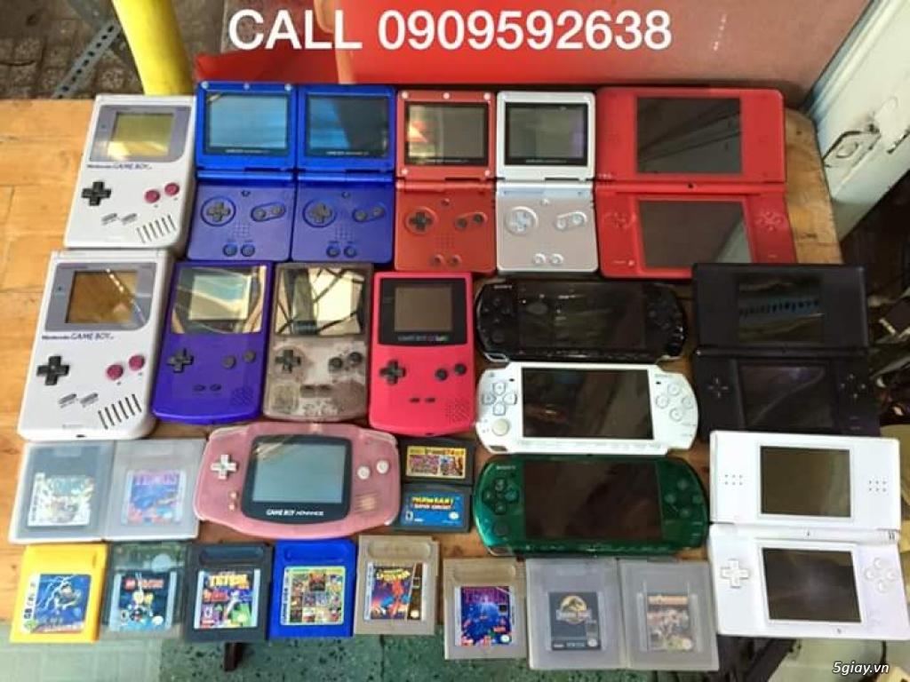 Máy Game Điện Tử Băng 4 nút Nhật , Thái, Đài Loan hàng cổ ngày xưa,có lun băng game, nes, snes, n64 - 23
