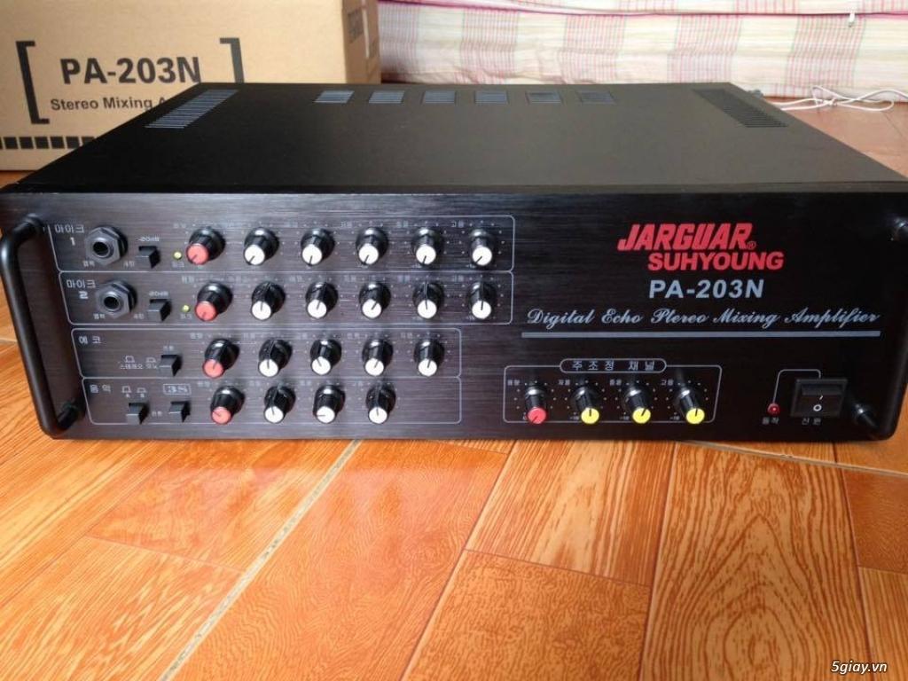 Amply Dansmax 12 sò 500W, Jarguar PA -203N giá rẻ Chính Hãng bảo hành 12 tháng đổi mới. - 8