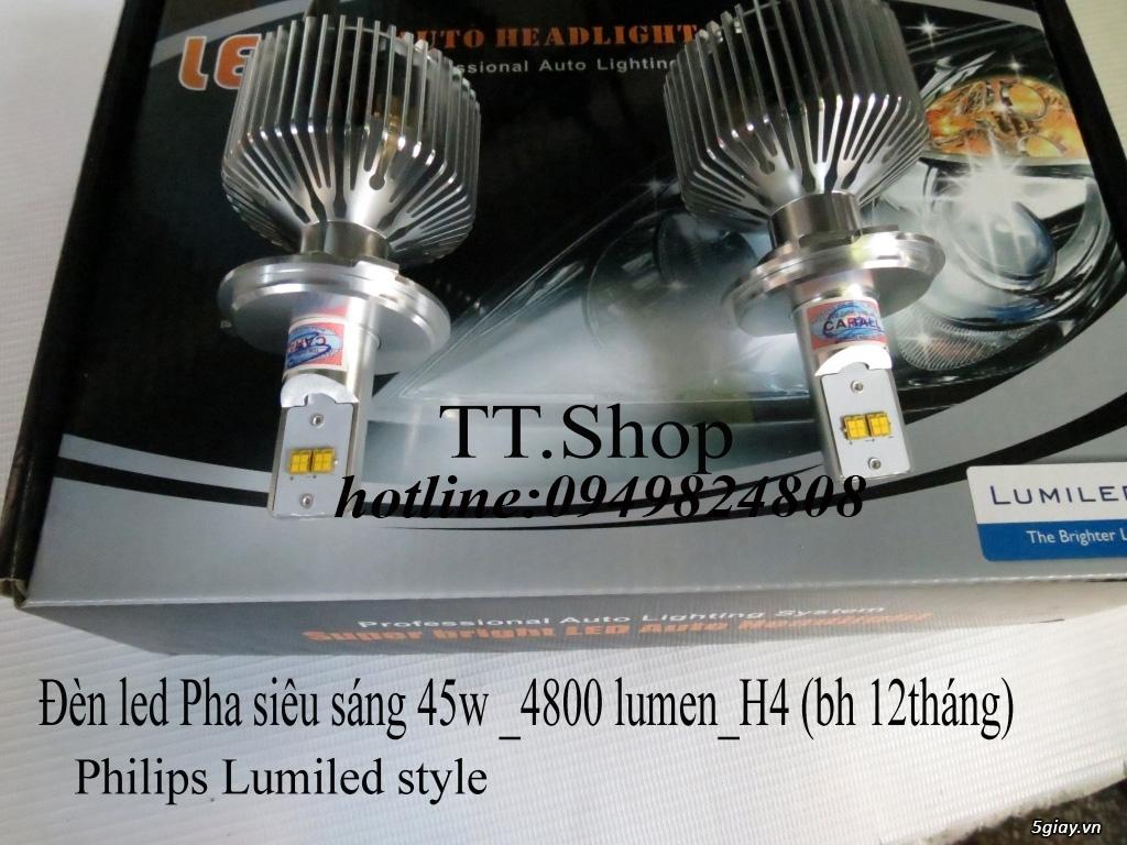 Tt Shop Chuy 234 N Đ 232 N Led Xe M 225 Y Gương Cầu Xenon Gương