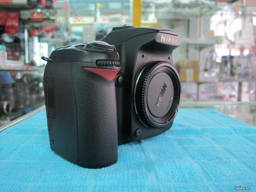 Nikon D90 hàng xách tay mỹ mới trên 97%. - 2