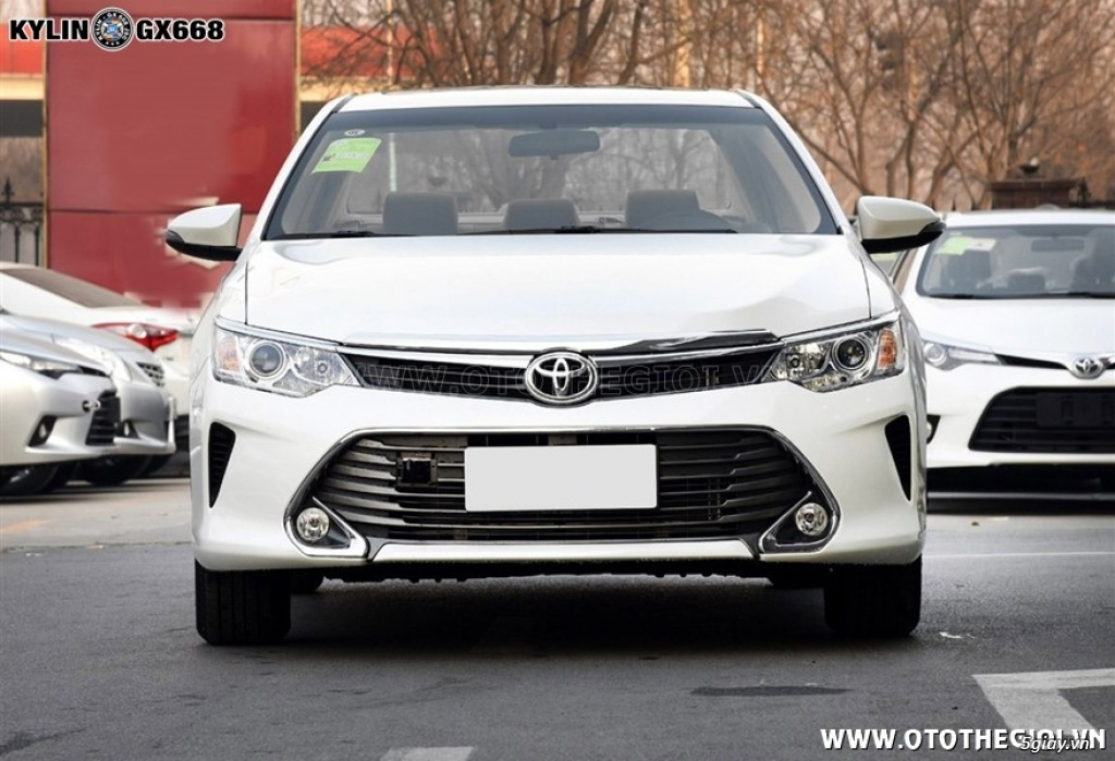 toyota camry 2 0 limited 2015 xe nh p kh u nguy n chi c 5giay. Black Bedroom Furniture Sets. Home Design Ideas